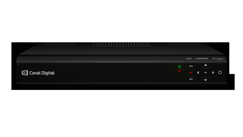 inspelningsbar digitalbox viasat